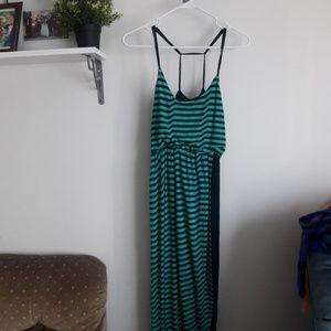 the addison story x anthro maxi dress